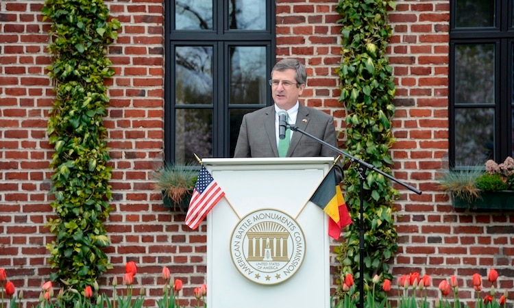 CDA Lussenhop speech Commemorating the Centenary of US entry into WWI