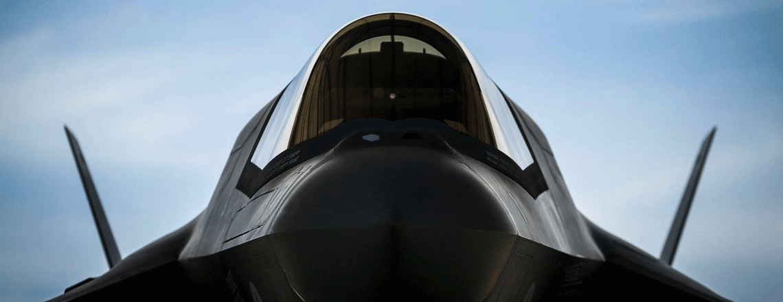 The United States Welcomes Belgium's Decision to Purchase the F-35 Fighter Aircraft