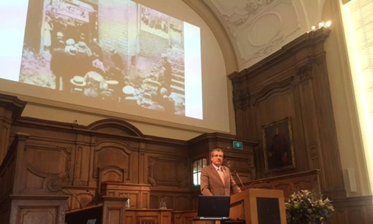 Remarks by Chargé d'Affaires Lussenhop at the Leuven WWI Conference